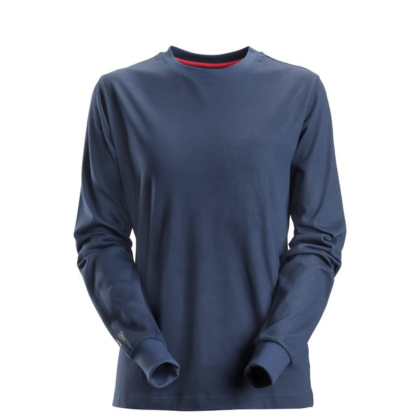 Snickers 2467 - PW T-shirt à manches longues pour femme