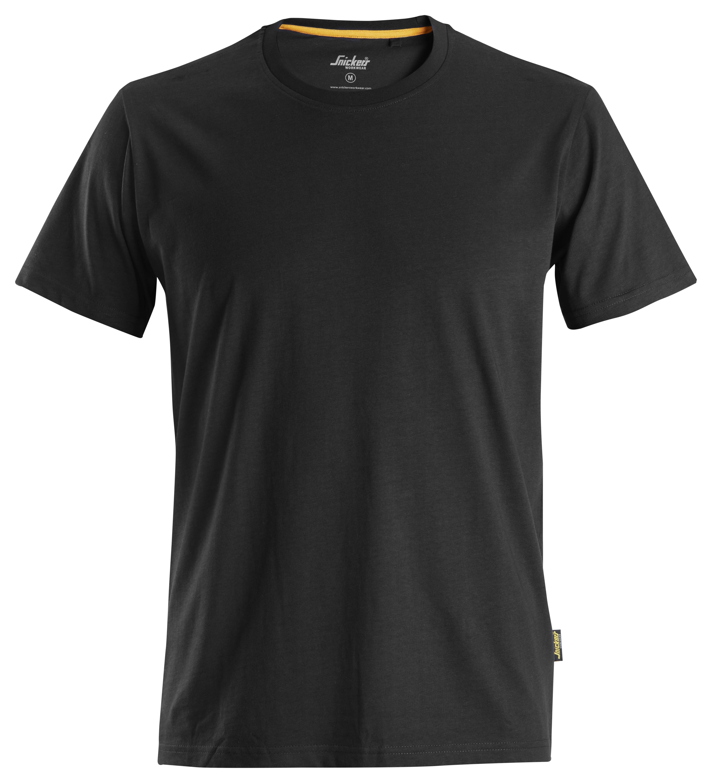 Snickers 2526 - AllroundWork T-shirt coton bio