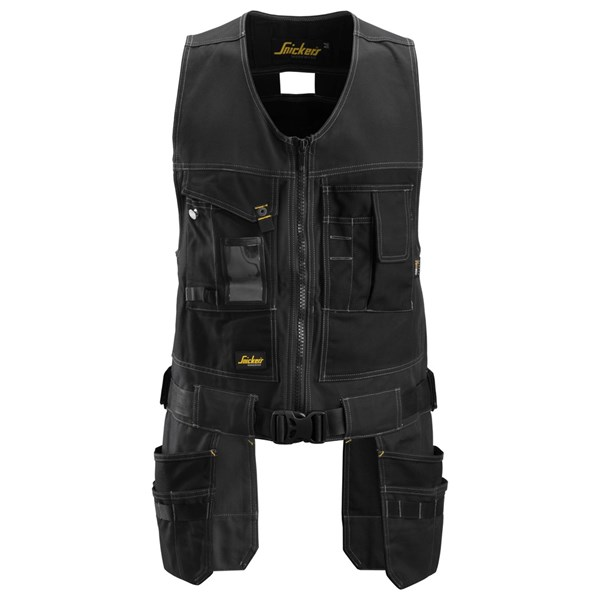 Snickers 4254 - Gilet porte-outils, Canvas+