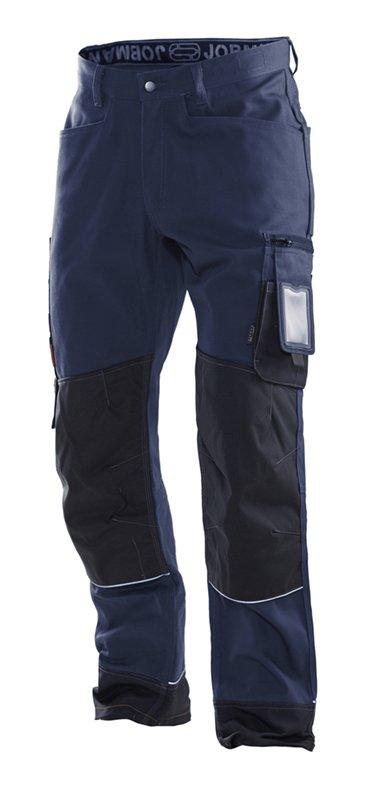 2921 Pantalon de service Core C48 bleu marine/noir