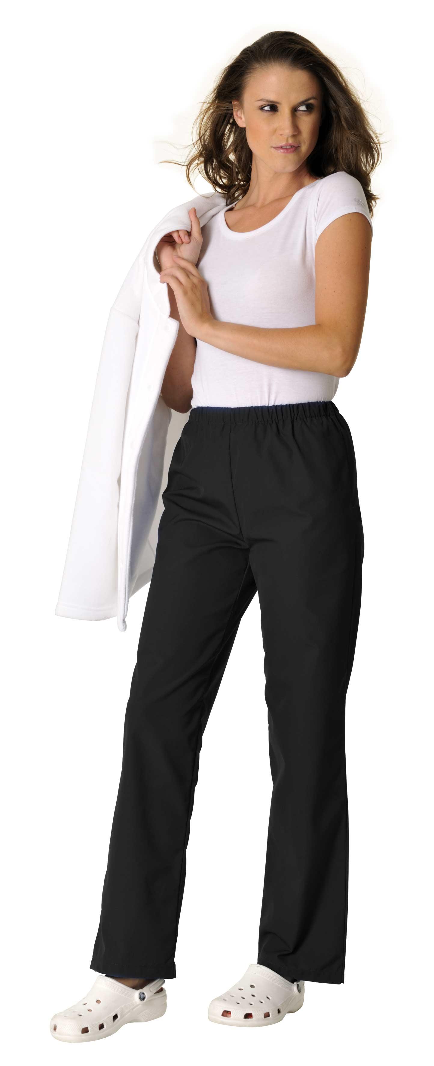 Pantalon mixte taille élastique