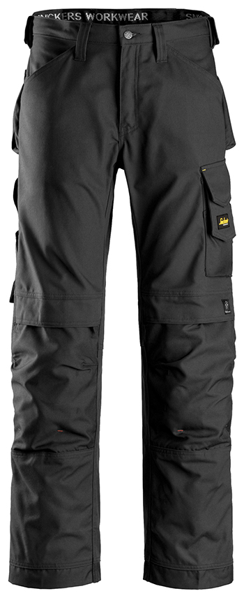 Snickers 3314 - Pantalon , Canvas+