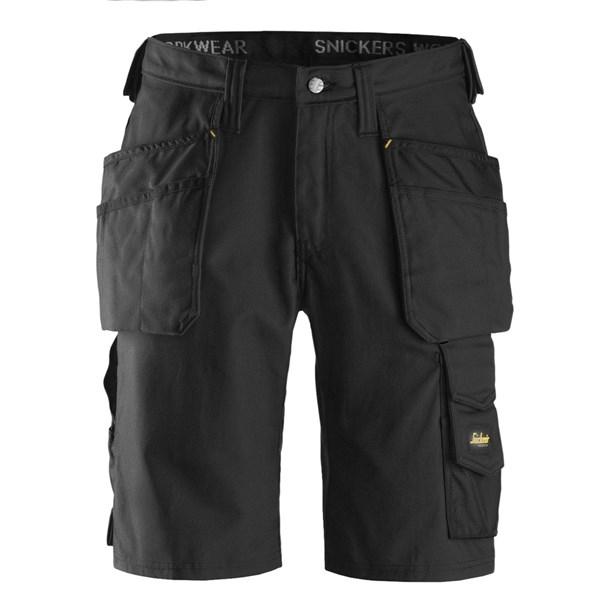 Short avec poches holster, Canvas+