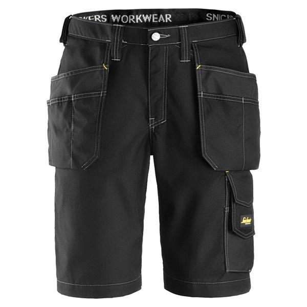 Short avec poches holster, Rip-Stop