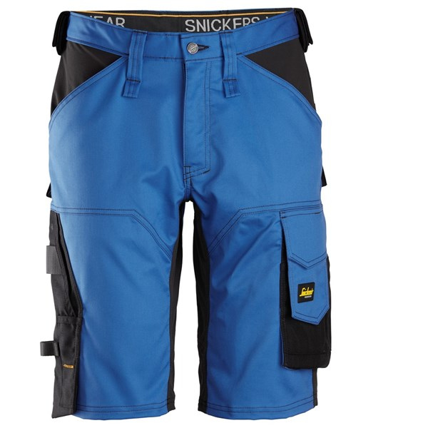 Snickers 6153 - AllroundWork Short en stretch, coupe large