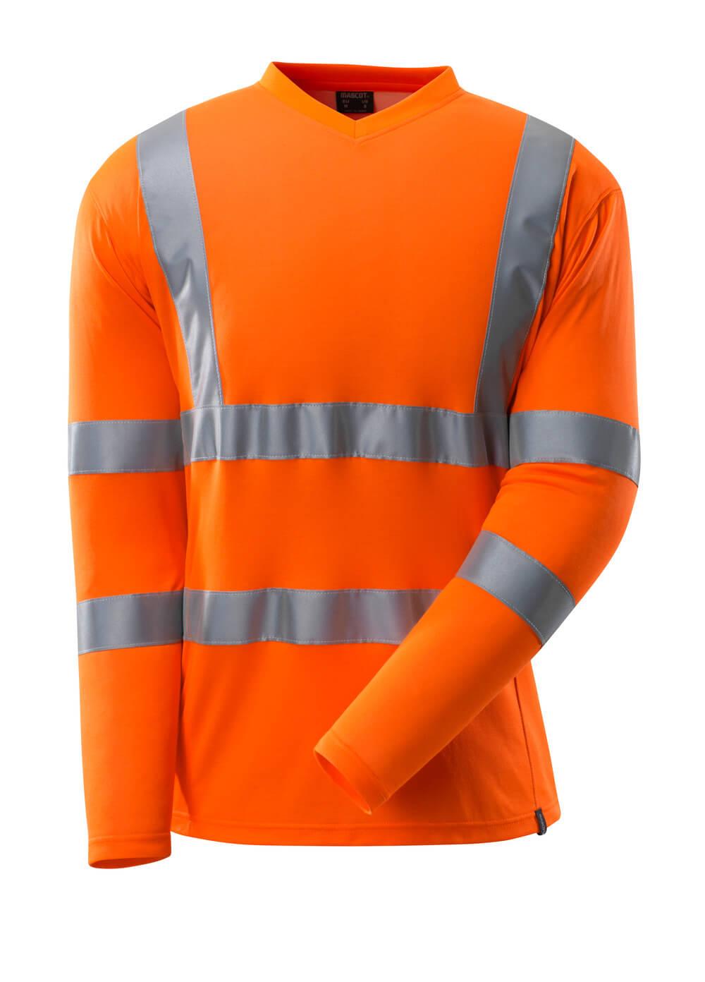 T-shirt, Haute visibilité Classe 3, manches longues