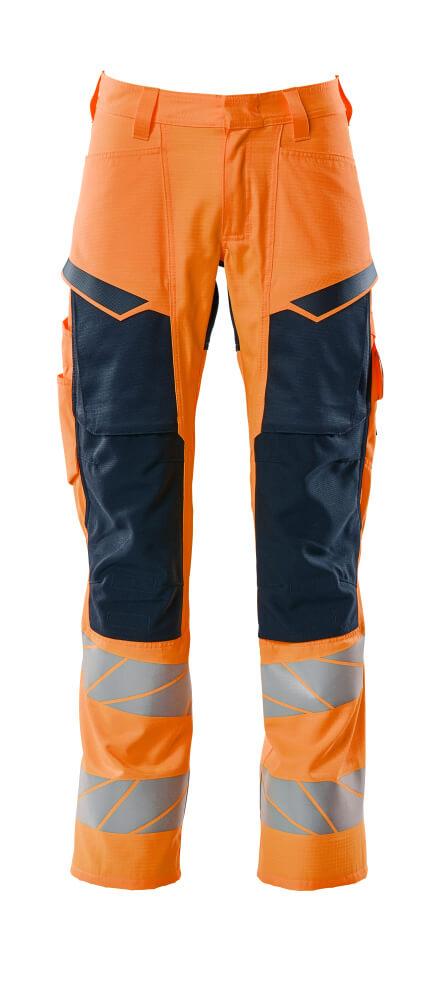 Mascot Accelerate - Pantalon poches genouillères, stretch zone