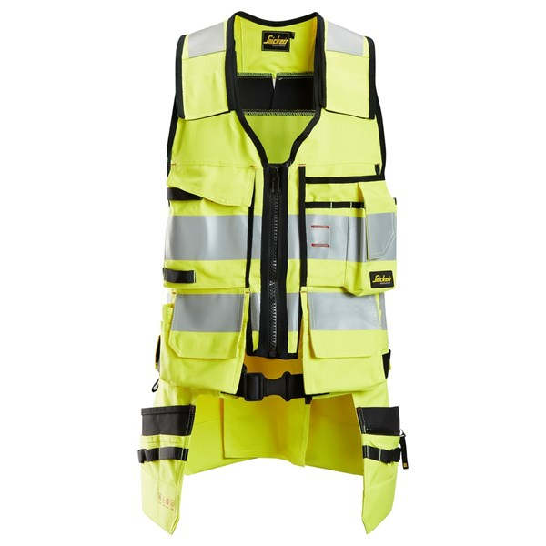 Snickers 4260 - PW Gilet, Classe 1