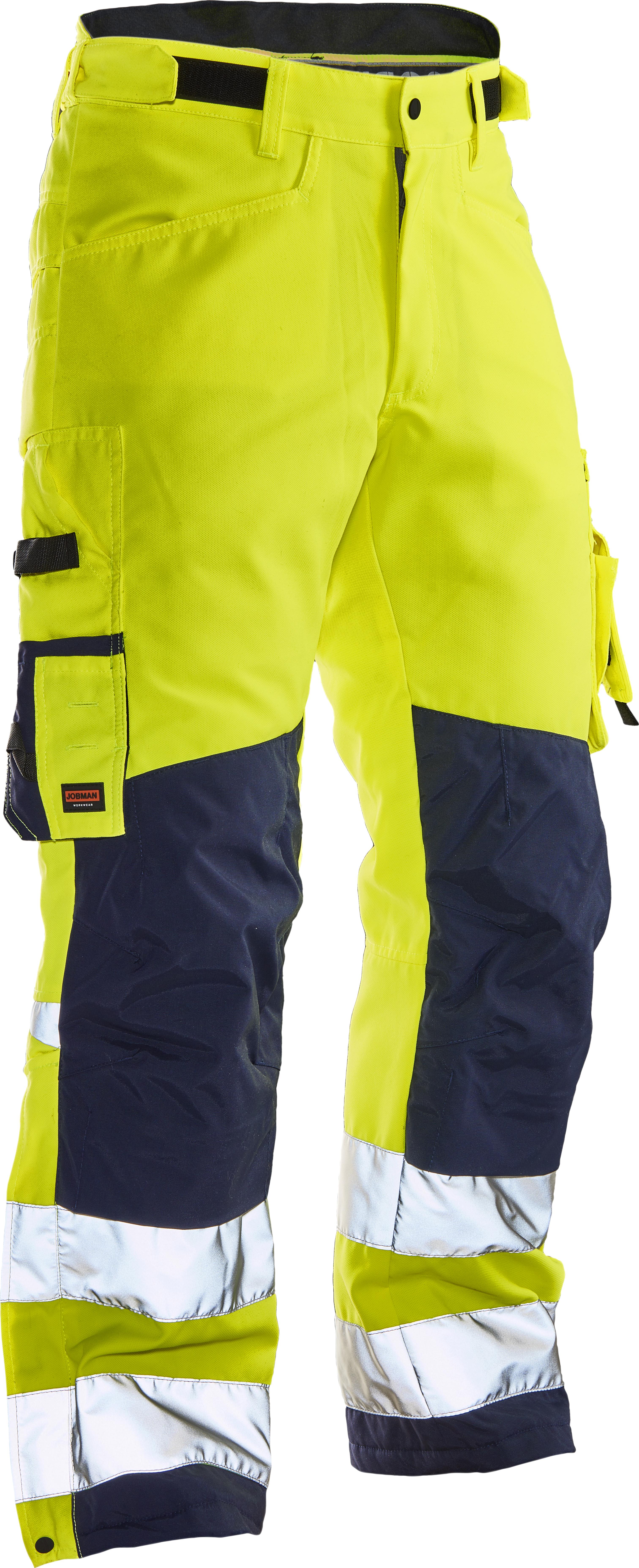 2236 Pantalon d'hiver Star Hi-Vis C146 jaune/bleu marine