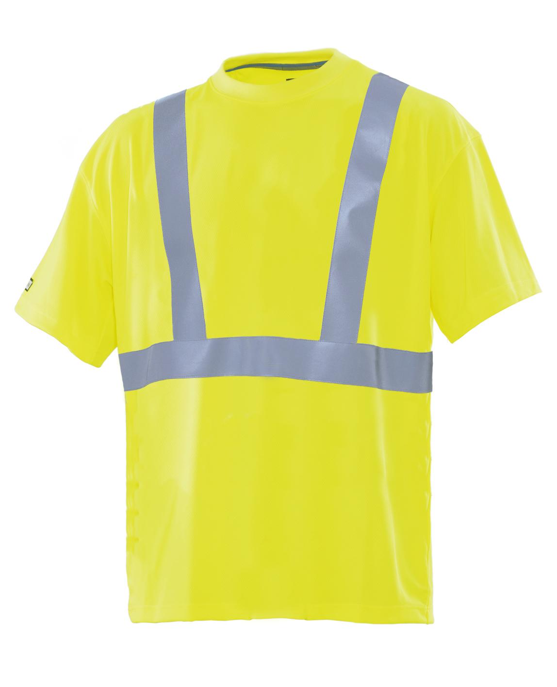 5585 T-shirt Hi-Vis 3XL jaune