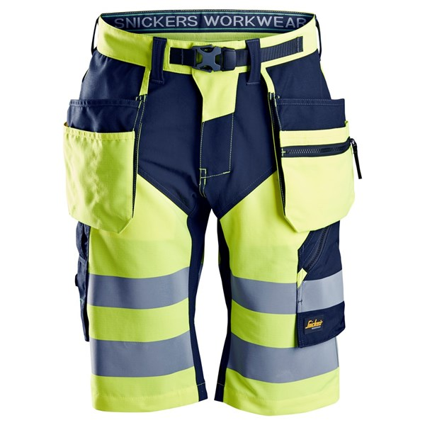 Snickers 6933 - Short+ HV PH, FlexiWork CL1