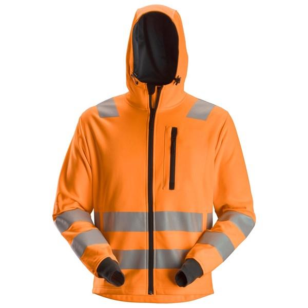 Snickers 8039 - AllroundWork Sweat à capuche zippé, Classe 2/10