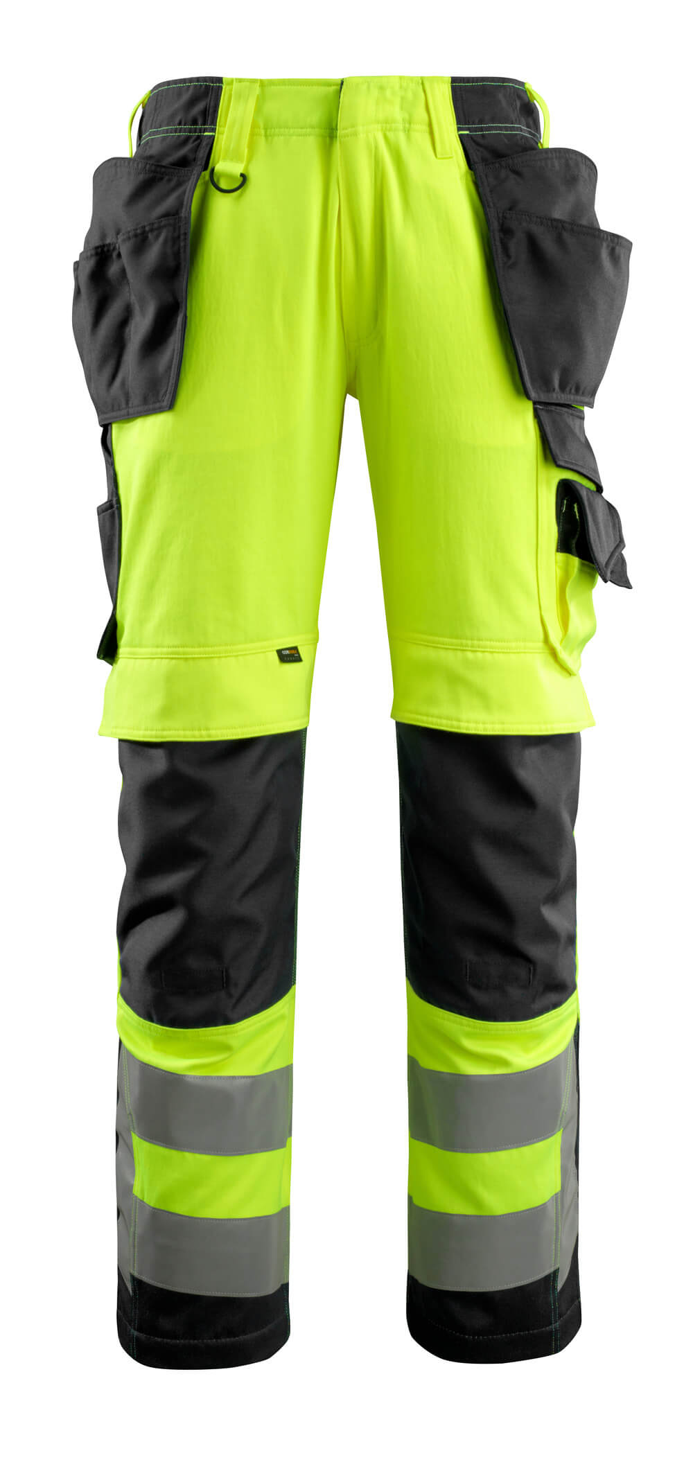 Pantalon Haute visibilité, poches flottantes, haute solidité