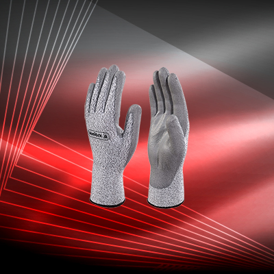 Gants manutention coupante