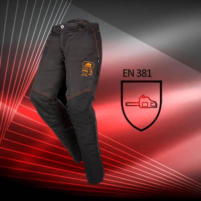 Pantalons anti-coupures