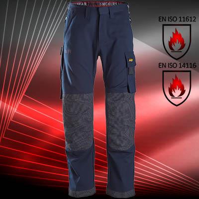 Pantalon ignifuges